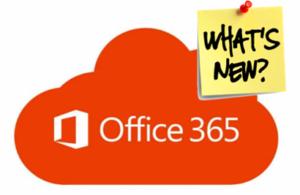Nouveautés Office 365